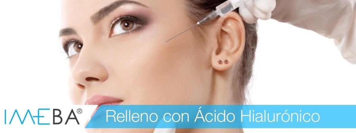 Implantes de relleno con Ácido hialurónico en Palma de Mallorca | Clínicas IMEBA