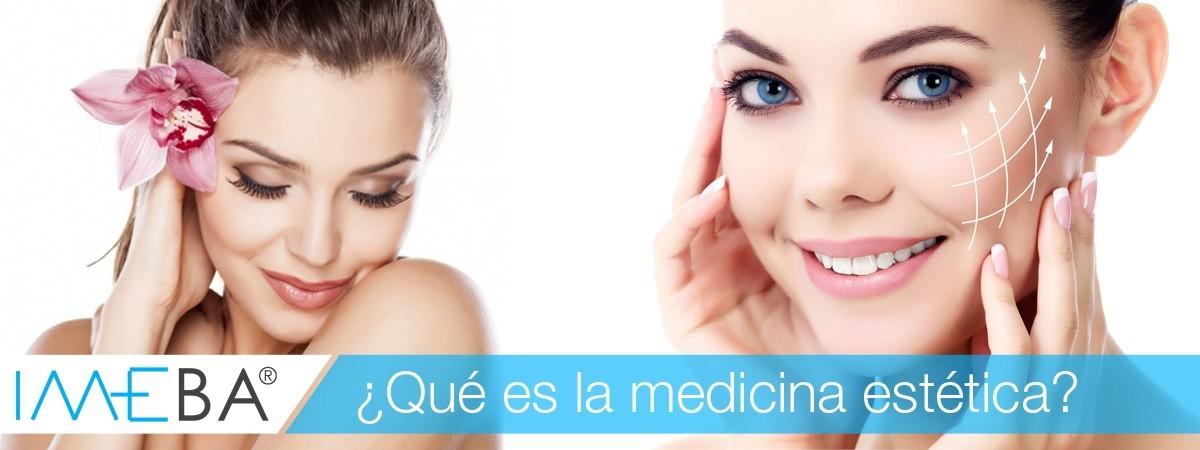 ¿Qué es la medicina estética? | Clínicas IMEBA Palma de Mallorca