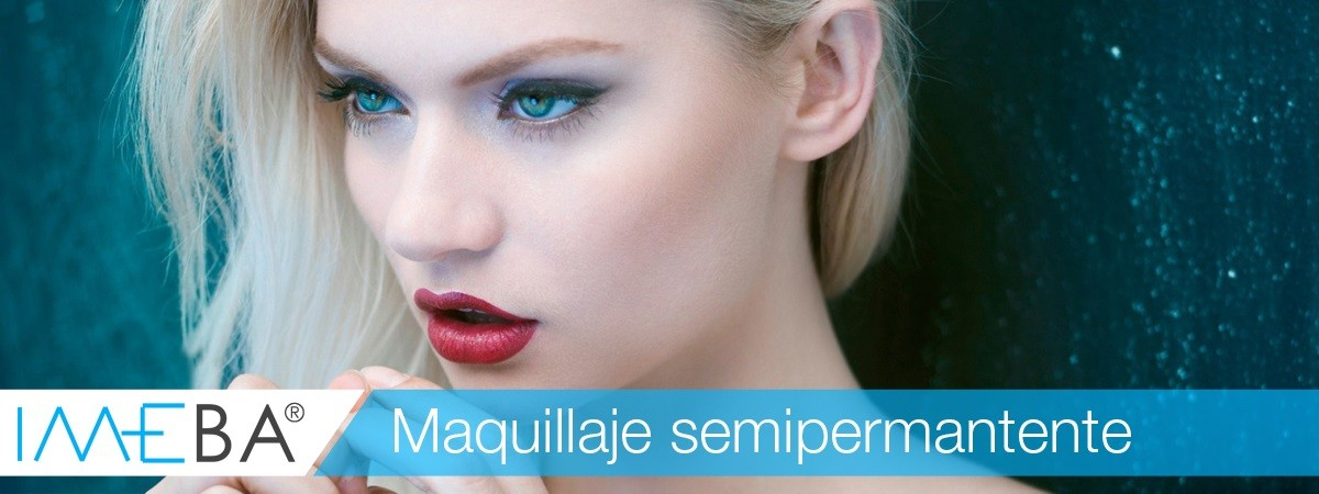 Maquillaje semipermante | Clínicas IMEBA Palma de Mallorca