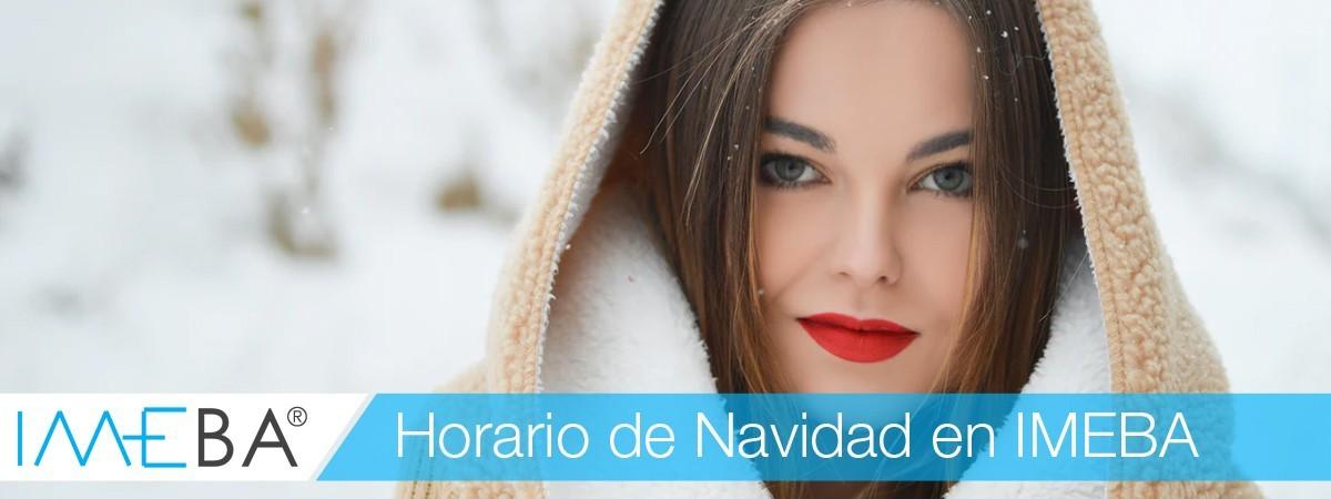IMEBA Palma | Horarios de Navidad