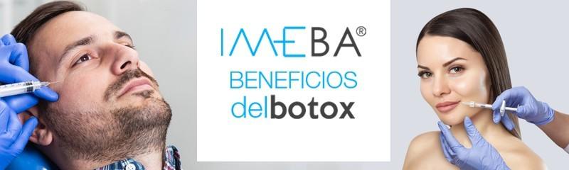 Beneficios del BOTOX | Clínicas IMEBA | BOTOX en Palma de Mallorca